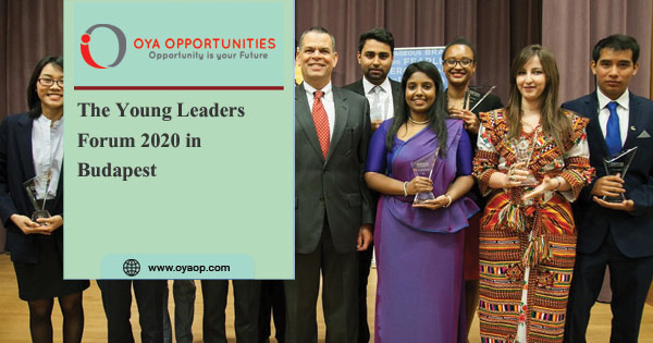The Young Leaders Forum 2020 in Budapest