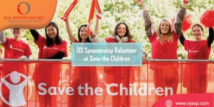 US Sponsorship Volunteer at Save the Children