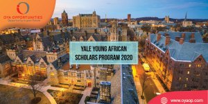 Yale Young African Scholars Program 2020