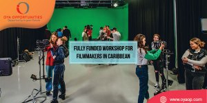 fully funded workshop for filmmakers