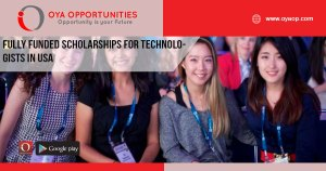 Fully Funded GHC Scholarships for Technologists in USA