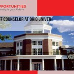 Vacancy for Staff Counselor at Ohio University in Greece