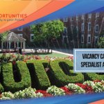 Vacancy Call For Business Specialist At Rutgers In USA