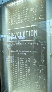 Computer History Museum August, 2015