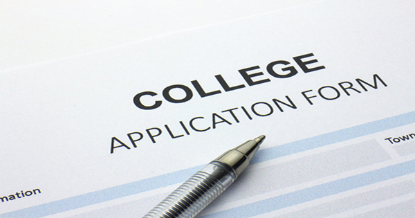 College Application Form