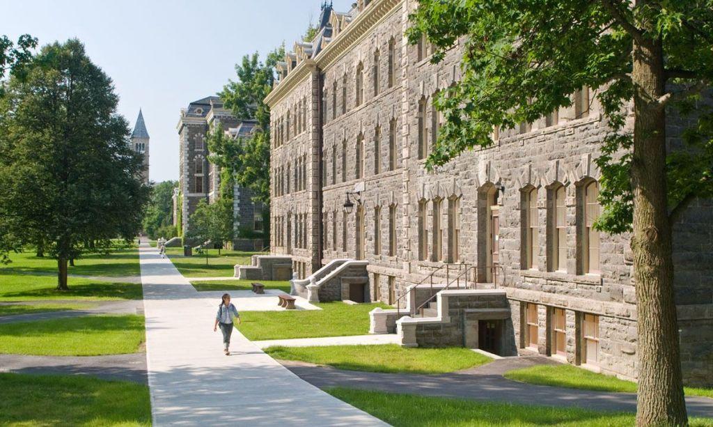 Fully Funded Undergraduate Degree at Cornell University