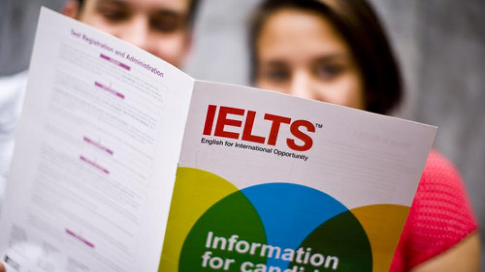 Preparing for IELTS