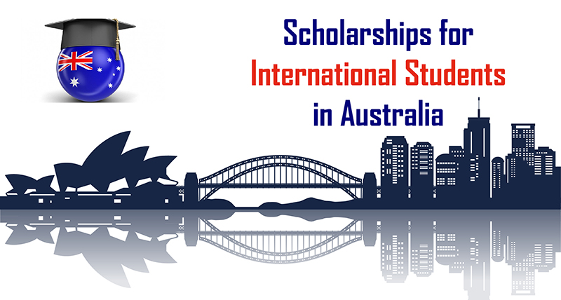 Scholarships for International Students in Australia