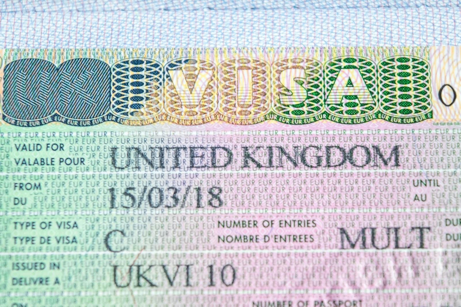 Uk Visa Application Oya School
