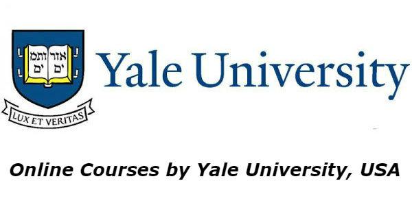 Free Online Courses by Yale University, USA - OYA School