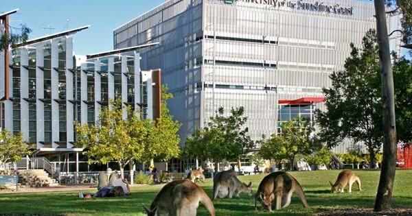 scholarships at University of the Sunshine Coast