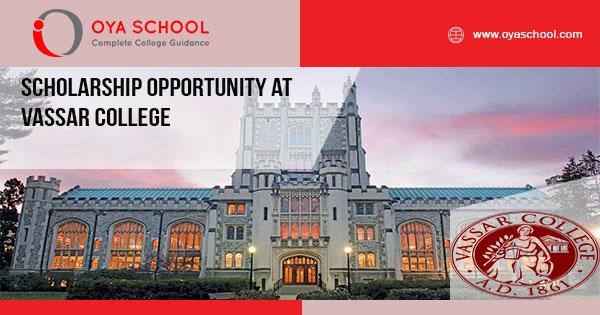 Scholarship Opportunity at Vassar College