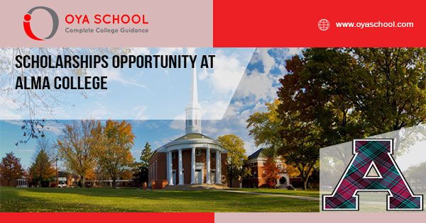 Scholarships Opportunity at Alma College