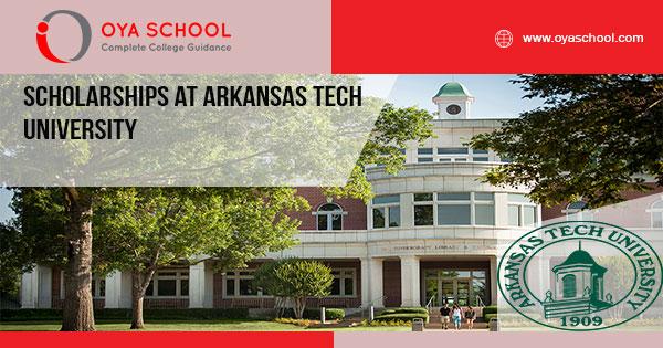 Scholarships at Arkansas Tech University