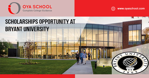 Scholarships Opportunity at Bryant College
