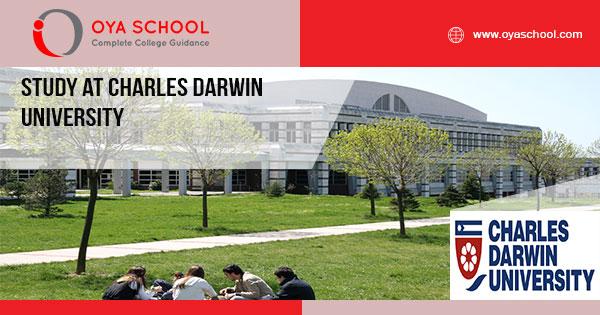 Study at the Charles Darwin University