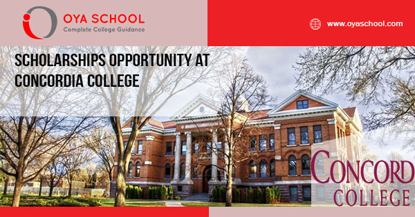 Scholarships Opportunity at Concordia College