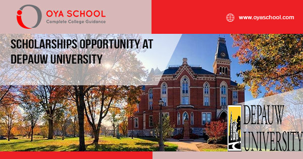 Scholarships Opportunity at DePauw University