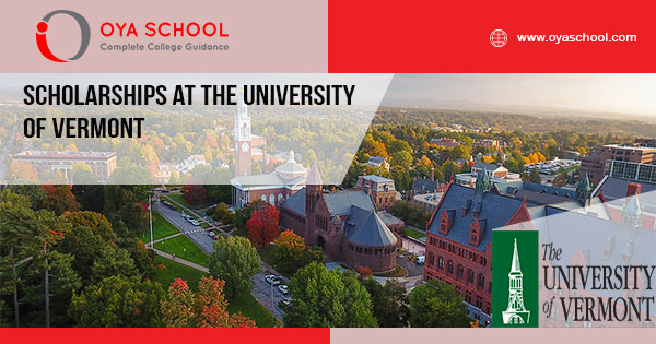 Scholarships at the University of Vermont