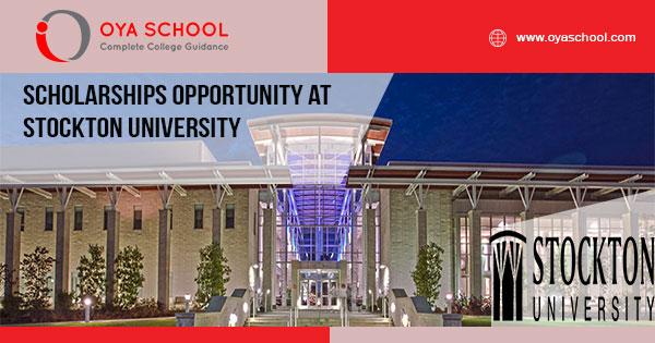 Scholarships Opportunity at Stockton University