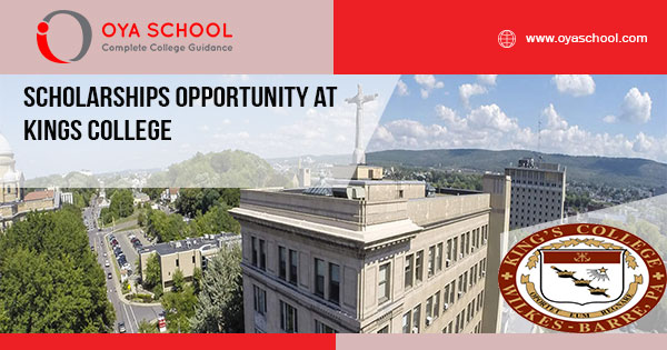 Scholarships Opportunity at Kings College
