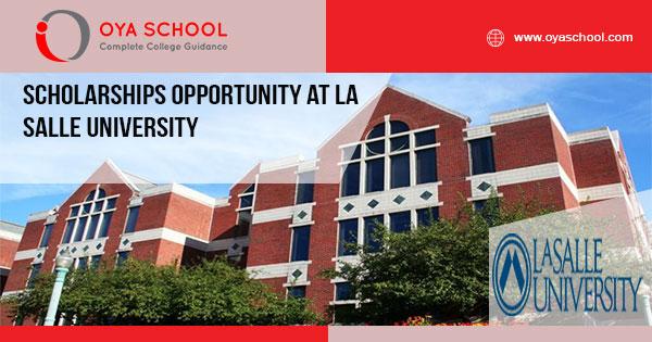 Scholarships Opportunity at La Salle University