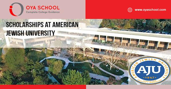 Scholarships at American Jewish University