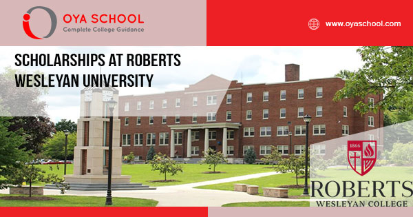 Scholarships at Roberts Wesleyan University