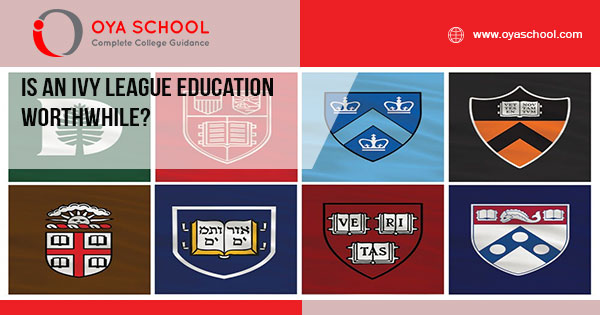 Is an Ivy league education worthwhile?
