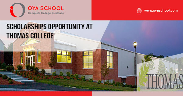 Scholarships Opportunity at Thomas College