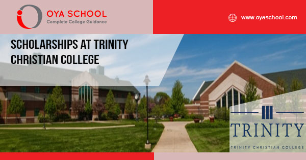 Scholarships at Trinity Christian College