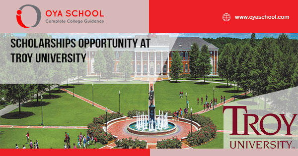 Scholarships Opportunity at Troy University
