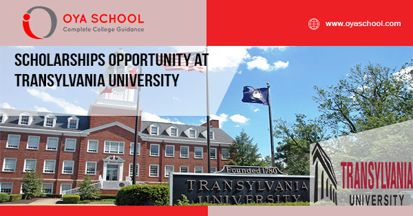 Scholarships Opportunity at Transylvania University