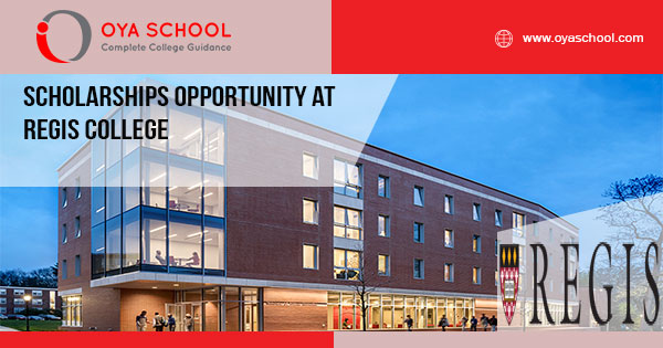 Scholarships Opportunity at Regis College