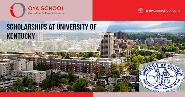 Scholarships at University of Kentucky