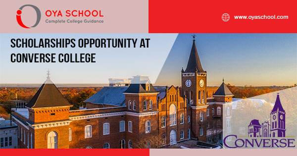 Scholarships Opportunity at Converse College