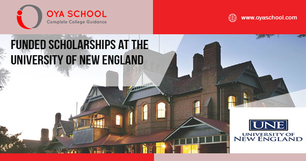 Funded Scholarships at the University of New England