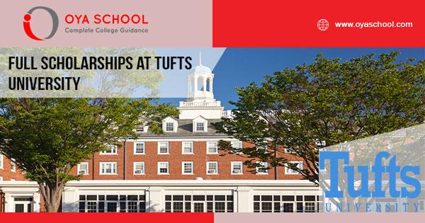 Full Scholarships at Tufts University