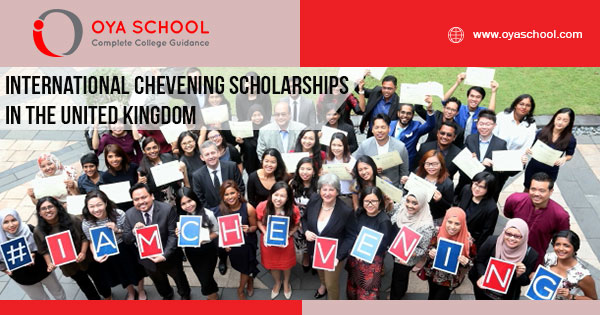 International Chevening Scholarships in the United Kingdom