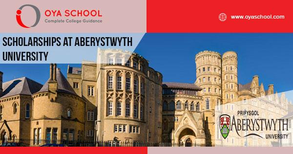 Scholarships at Aberystwyth University
