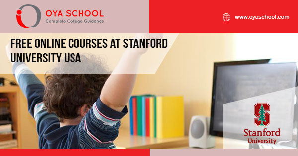 Free Online Courses at Stanford University USA