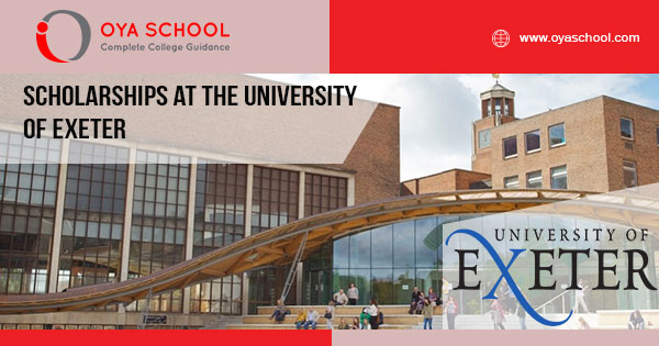 Scholarships at the University of Exeter