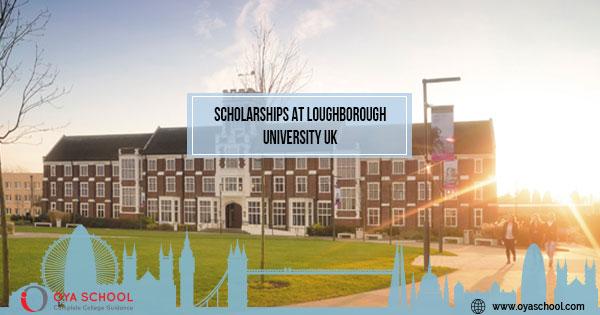Scholarships at Loughborough University UK