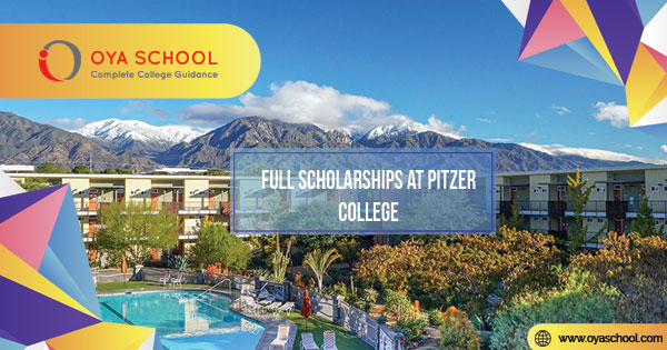 Full Scholarships at Pitzer College