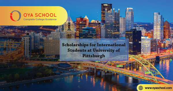 Scholarships for International Students at University of Pittsburgh