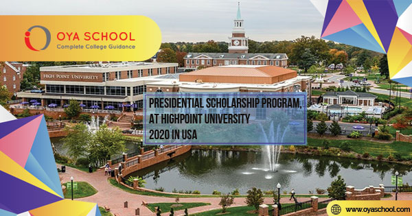 Presidential Scholarship Program, 2020 in USA