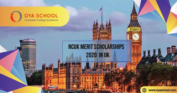 NCUK Merit Scholarship 2020 in UK
