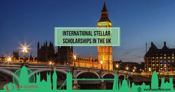 International Stellar Scholarships in the UK