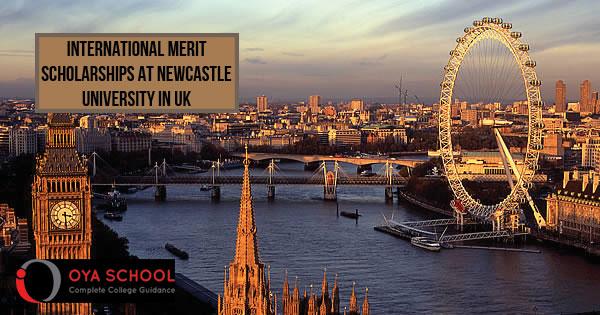 International Merit Scholarships at Newcastle University in UK