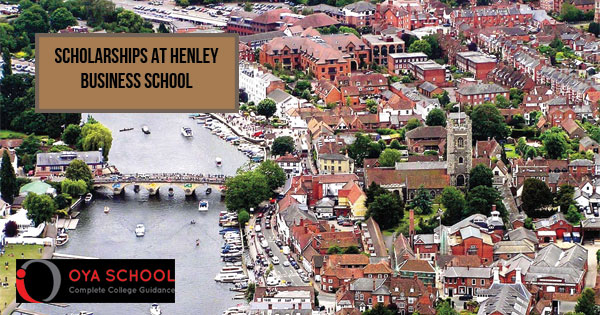 Scholarships at Henley Business School